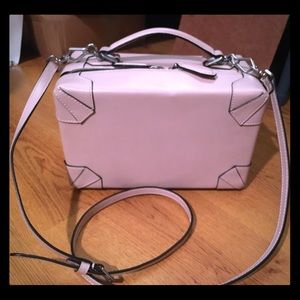 Charles and Keith Authentic Box Pink Handbag